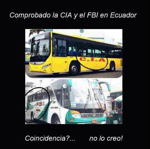 CIA 2, buses