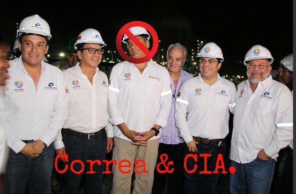 CIA 6, Correa y Cía