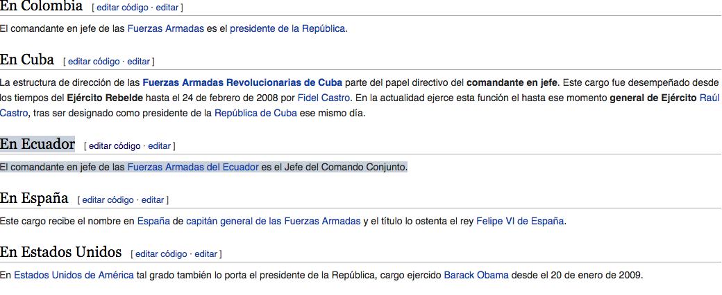 Wiki tercer cambio