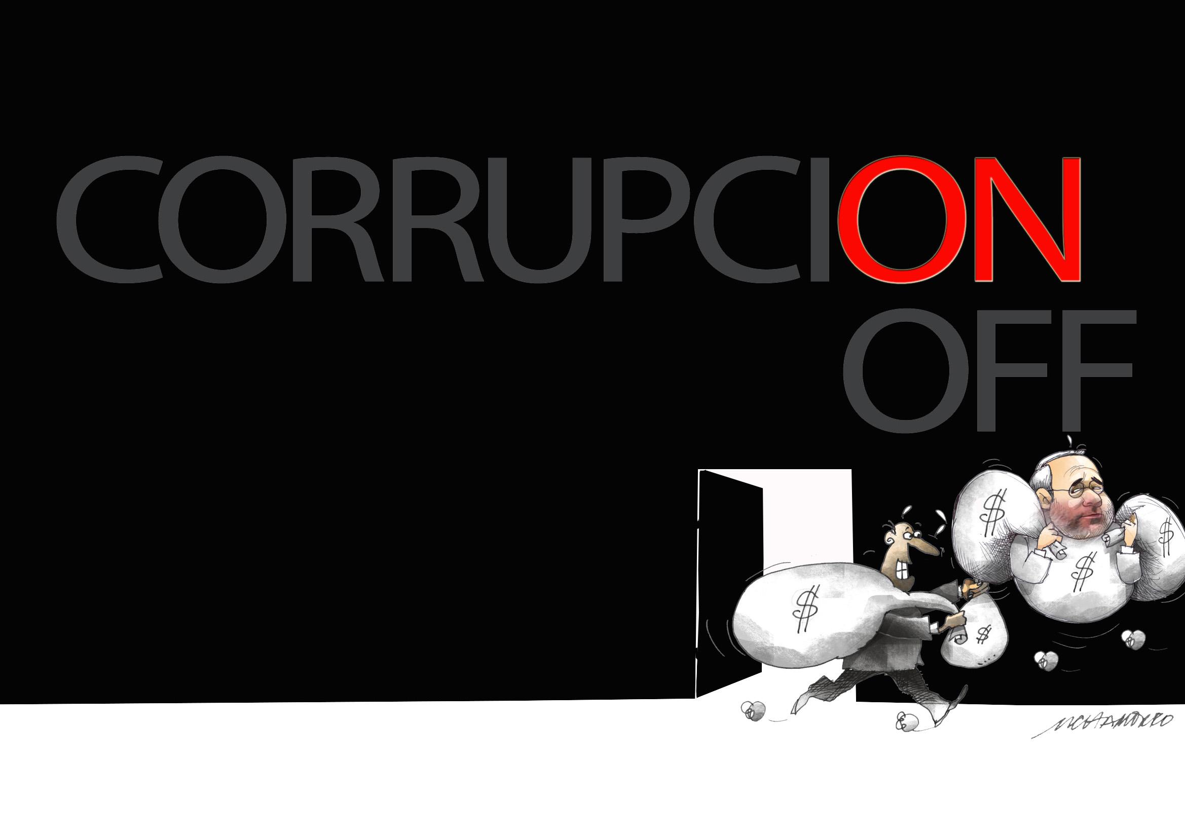 chamorro, corrupción