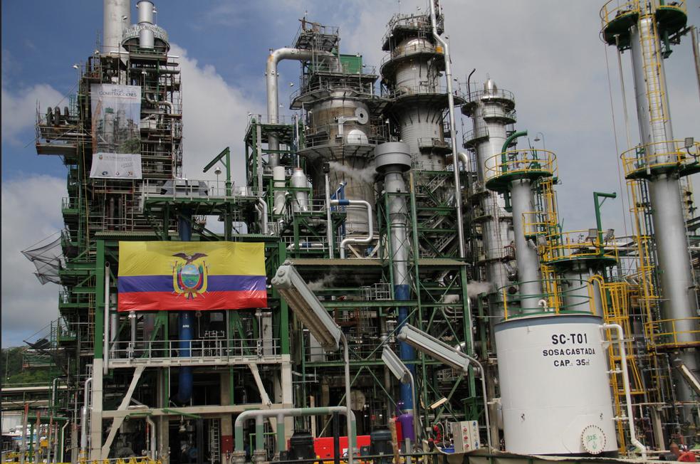 refinería esmeraldas