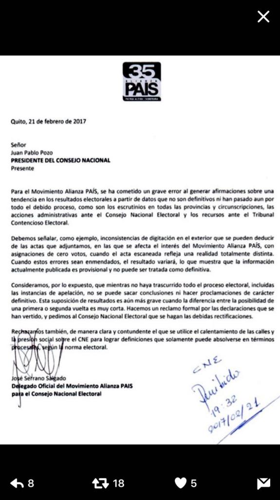 Carta AP