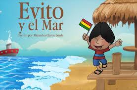 """""""Las aventuras de Evito"""": textos escolares del Ministerio de Educación. Este capítulo se llama Evito y el Mar"""
