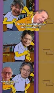 Lasso Moe Alvarito meme